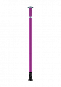 Professional Dance Pole - Purple