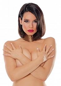 Look at Me Posture Collar - Bronze