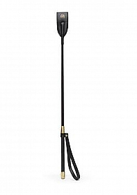 Bound to You Riding Crop - Black