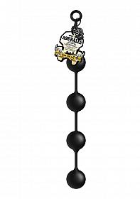 Ass Ballz - XL - Black