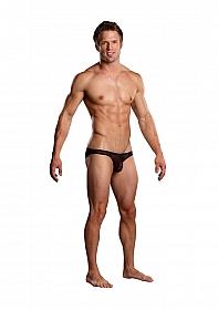 Brazilian Pouch Bikini - Black