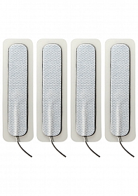 4 x Long Self Adhesive  Pads 1.5cm x 7.5cm