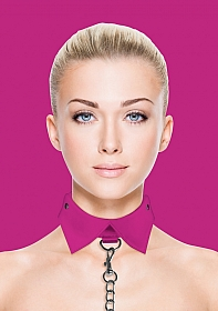 Exclusive Collar & Leash - Pink