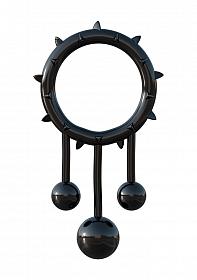 Fantasy C-Ringz Original Ball Banger - Black