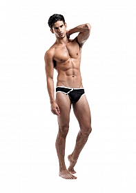 Snap Bikini - Black