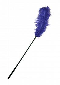 Ostrich Tickler - Purple