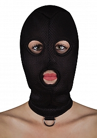 Extreme Mesh Balaclave with D-Ring