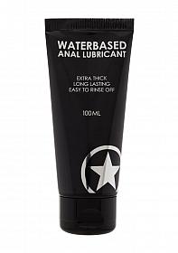 Waterbased Anal Lube - 100ml