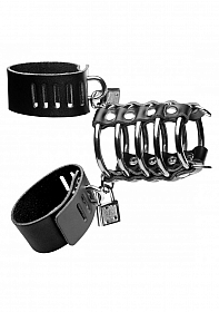 Gates of Hell Chastity Device