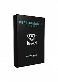 Level Performance Condoms - 24x