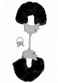 Furry Cuffs - Black