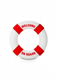 Buoy - Welcome On Board - Red