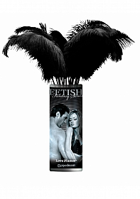 Fetish Fantasy Limited Edition Love Plumes - Black