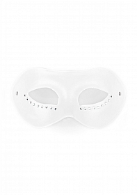 Diamond Mask - White
