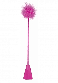 Feather Crop - Pink