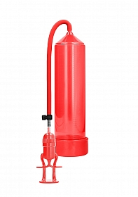 Deluxe Beginner Pump - Red