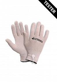 E-Stimulation Gloves - Grey - Tester