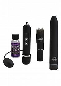 Black Magic - Pleasure Kit - Black