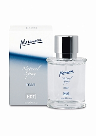 HOT Pheromone man - natural spray - 50 ml
