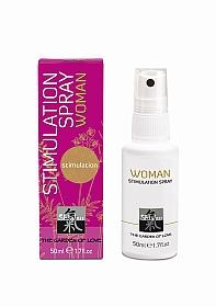 SHIATSU Stimulation spray for woman - 50 ml