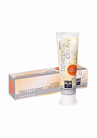 SHIATSU Tightening cream for woman - 30 ml