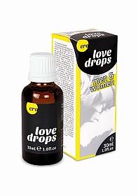 ERO Love drops men & women - 30 ml