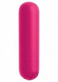 OMG! Bullets - #Play Rechargeable Vibrating Bullet, Fuchsia