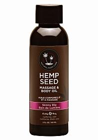 Skinny Dip Massage Oil -- 2 oz