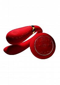 Fanfan Set bright red