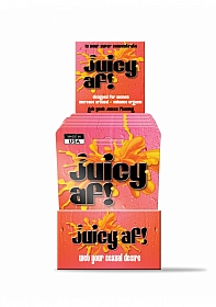 Juicy AF Pills - Display 24 pieces