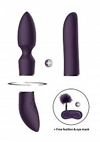 Pleasure Kit #4 - Purple
