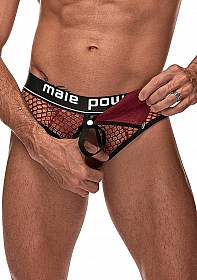 """Cock Pit"" Cock Ring Thong"