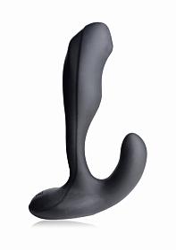 Pro-Bend Bendable Prostate Vibrator - Black