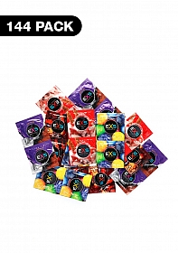 Exs Mixed Flavours - 144 pack