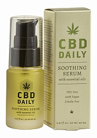 CBD Daily Soothing Serum - 0.67 oz / 20 ml