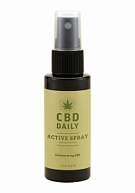 CBD Daily Active Spray - 2 oz / 60 ml