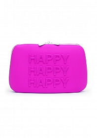 HAPPY Large Storage Bag - Purple