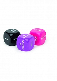 Dice Game - Multicolored
